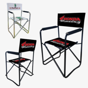 BRANDED DIRECTORS CHAIR